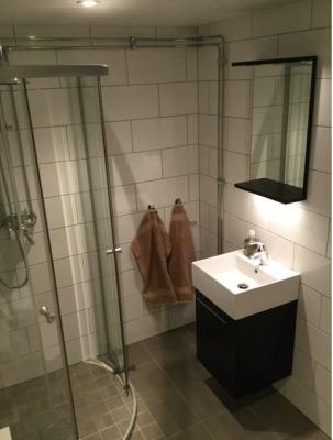 bath room -