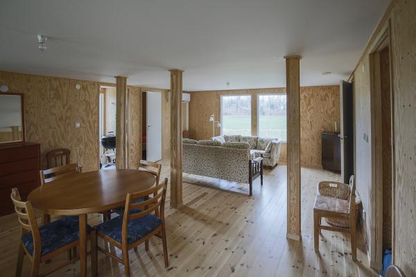 Living room - Sjöblick Västanvik