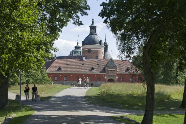 på sommaren - Gripsholms slott
