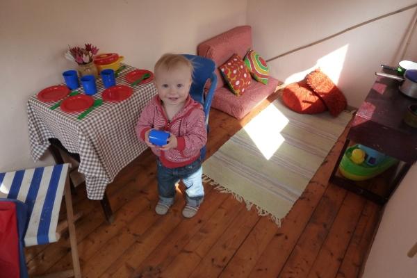 Interiör - barnhus