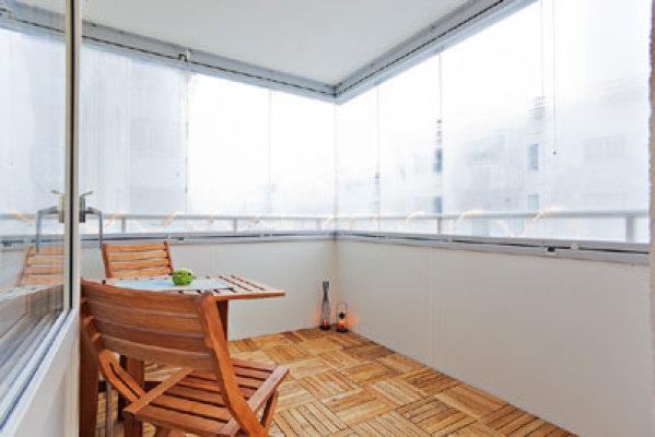 Terrass - balkong